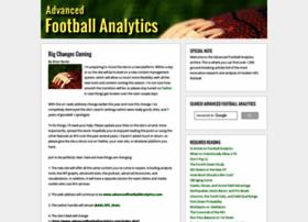 advancedfootballanalytics.com