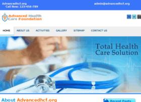 advancedhcf.org