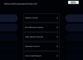 advancedlinuxprogramming.com