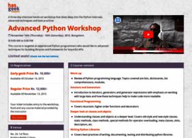 advancedpython.hasgeek.com