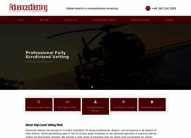 advancedvetting.com