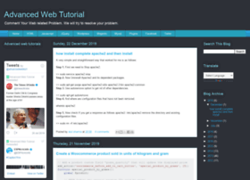 advancedwebtutorial.blogspot.in