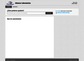advancelaboratorios.freshdesk.com