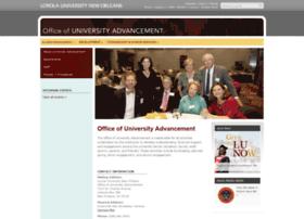 advancement.loyno.edu
