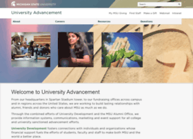 advancement.msu.edu