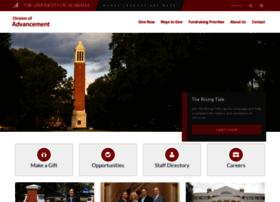 advancement.ua.edu