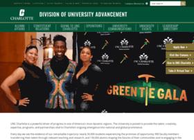 advancement.uncc.edu