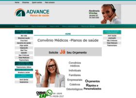 advanceplanosdesaude.com.br
