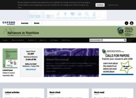 advances.nutrition.org