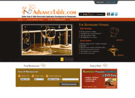 advancetable.com