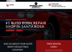advancetechcollision.com