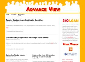 advanceview.310loan.com