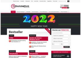 advancia-training.com