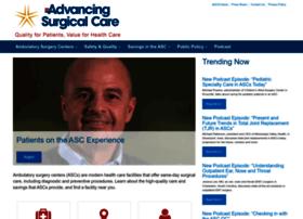 Advancingsurgicalcare.com