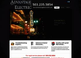 advantageelectricpdx.com