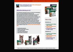 advantagefleaforcats.com