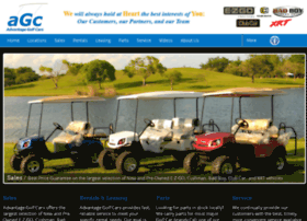 advantagegolfcars.com