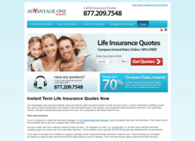 advantageoneinsurance.com