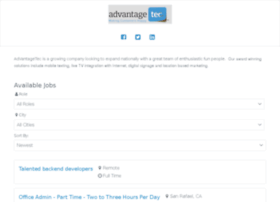 advantagetecinc.hireology.com