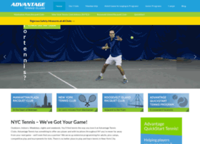 advantagetennisclubs.com