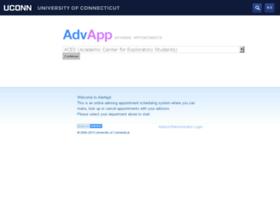 advapp.uconn.edu