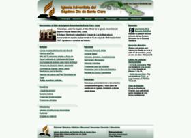Adventistassantaclara.info