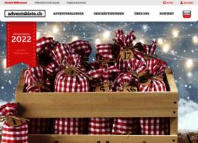 adventskiste.ch
