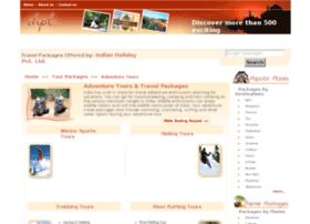 adventure-tours.indianholiday.com
