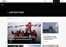 adventure.nationalgeographic.com