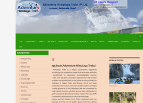 adventurehimalayatreks.com