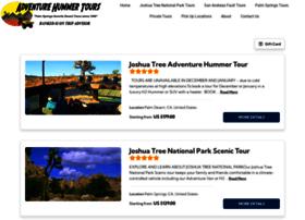 adventurehummer.rezgo.com