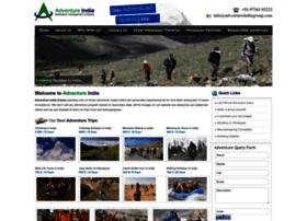 adventureindiagroup.com