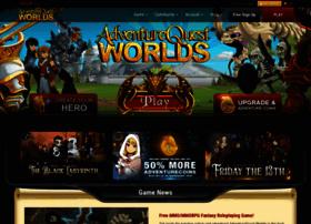 adventurequestworlds.com