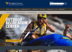 adventurerecreation.wvu.edu
