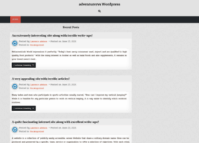 adventurervs.net