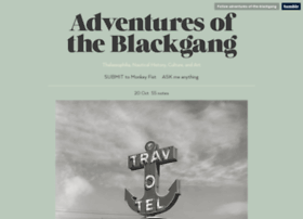 adventures-of-the-blackgang.tumblr.com