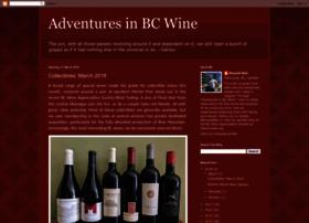 adventuresinbcwine.com
