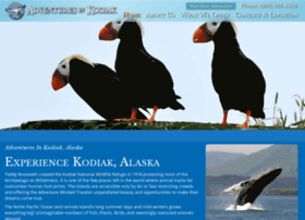 adventuresinkodiak.com