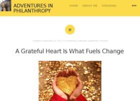 adventuresinphilanthropy.com