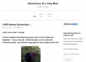 adventuresofadogmom.wordpress.com
