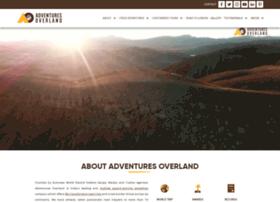 adventuresoverland.com