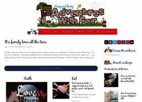 adventureswithfour.com