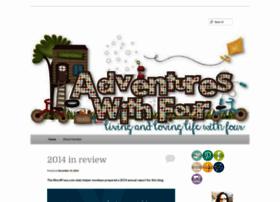 adventureswithfour.wordpress.com