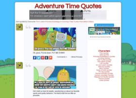 adventuretimequotes.com