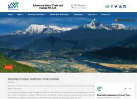 adventurevisiontreks.com