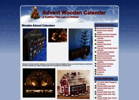 adventwoodencalendar.com