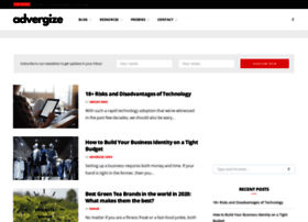 advergize.com
