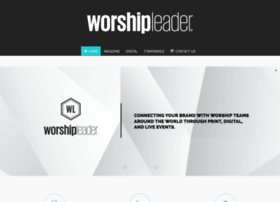 advertise.worshipleader.com