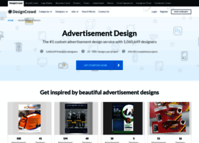 advertisement.designcrowd.co.in