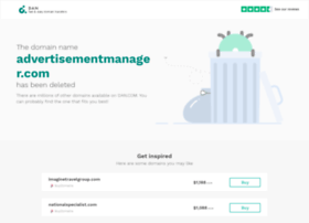 advertisementmanager.com